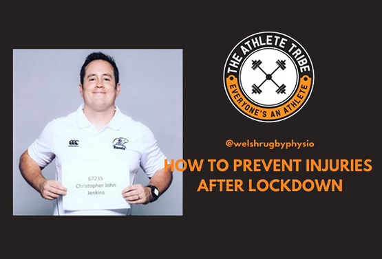 How to prevent/reduce Sports Injury after Athletic during the Covid 19 lock-down